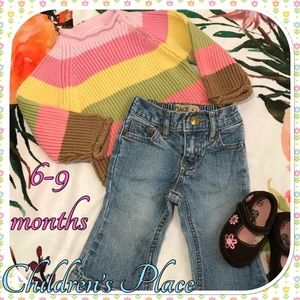 Children's Place Outfit size 6/9 months